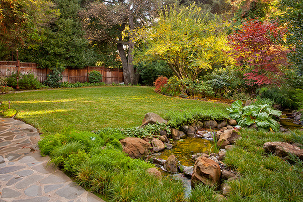 Landscaping san francisco san jose santa cruz for Landscape design san jose